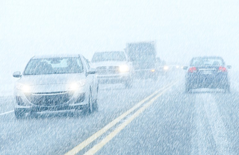 What do you need know about driving safely in winter?