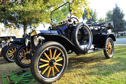 Model -t -ford